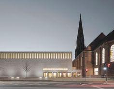 Eine Halle für alle? - Musikforum in Bochum von Bez+Kock