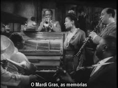 New Orleans (Complete) 1947 -Billie Holiday, Louis Armstrong and all the greats!