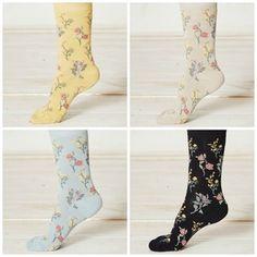 4er Pack Bambus Socken Botanica - Braintree