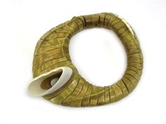 <p>Liv Blavarp of Norway is a master woodworker. Blavarp creates one-of-a-kind sculpture-to-wear necklaces, or collars, with unique titles. Her work is widely recognized throughout the world and is found in the permanent collections…</p>