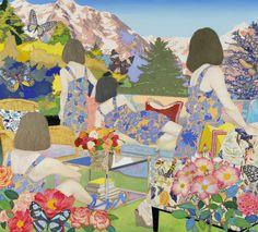 naomi okubo / wow these patterns!!!
