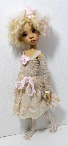 OOAK Handmade MSD BJD Outfit for Kaye Wiggs by MeadowDoll