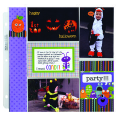 HM Halloween Kid Hybrid Layout