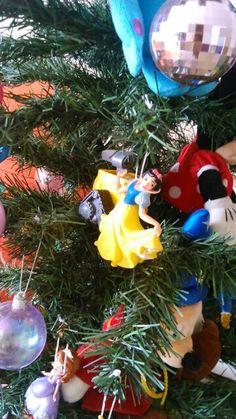 Natal com princesas...