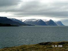 Fiordo en #Islandia #Iceland