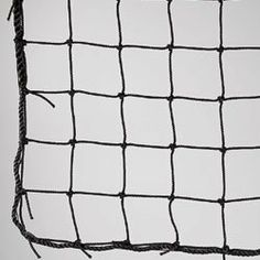"CARRON NET 2500-Lb. Load Rating, 4"" Square Mesh Pallet Rack Netting by Carron Net. $738.00. CARRON NET 2500-Lb. Load Rating, 4"" Square Mesh Pallet Rack Netting is designed to keep larger or medium weight products and cartons from falling off the back of pallet racking. Easy, lightweight installation. Attaches to uprights. 100% nylon mesh. 4"" mesh. 2500-lb. load rating. Includes hardware for flush-mount installation. NOTE: Offset mount kit allows net to hang 3–14"" behind palle..."