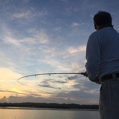 Enrich your fishing adventure in #beaufortsc (Photo credit: @capttuck)
