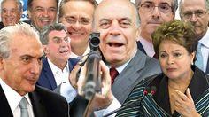 Golpistas entregam o Golpe: O Plano de Salvar os Corruptos.