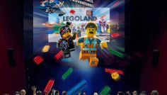 """The LEGO® Movie™ 4D A New Adventure"" at LEGOLAND® Discovery Centre"