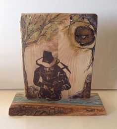 By BBBoardsArt on RedeemWood recycled pallet art canvases with stand!! https://www.facebook.com/BBBoardsArt