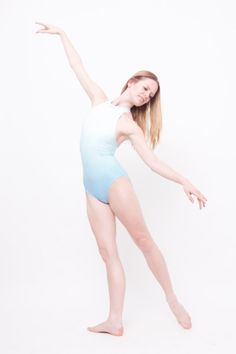 """Maria"" Ombre leotard, available in other shades too!! We <3 <3 <3 this leotard. By LaBella Boutique leotards"