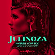 """Where is Your Sky?"" REMIX is a journey you'll never forget. Called ""a Jazz-Step romance"", Where is Your Sky is a 112 bpm ballad with jazz and dubstep influences that moves Julinoza's intense voice to new worlds of perception: synth tunes, bass curves and art of sampling, with Julia's voice like a little bird during the instrumental sequences. Have a nice trip!"