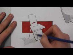 ▶ Design markers tutorial - concept presentation techniques - YouTube