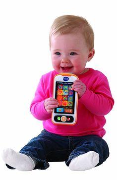 VTech - Baby móvil con pantalla táctil