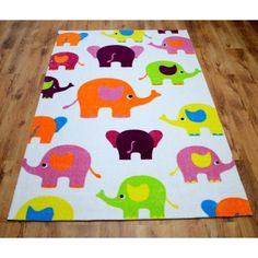 Detský biely koberec so sloníkmi Kids Rugs, Home Decor, Ideas, Homemade Home Decor, Kid Friendly Rugs, Thoughts, Decoration Home, Nursery Rugs, Interior Decorating
