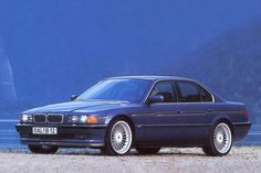 Alpina B12 E38 6.0 1999-2001 basis 750i with 430 PS and 600 Nm 291 km/h