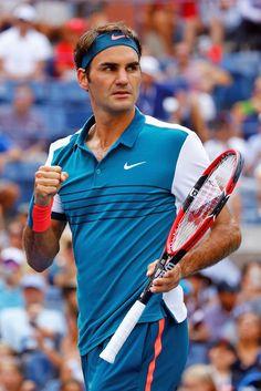 Roger Federer US Open 2015