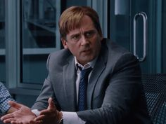What Does The Real Mark Think Of 'The Big Short'? Steve Carell's Character Helped Out The Actors   Bustle