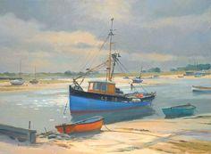 рыбацкие лодки на берегу фотообои - Поиск в Google