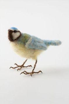 Felted Songbirds