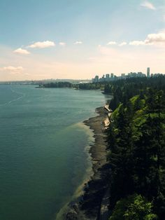 Stanley Park, Vancouver | Canada (by cyan0tic)
