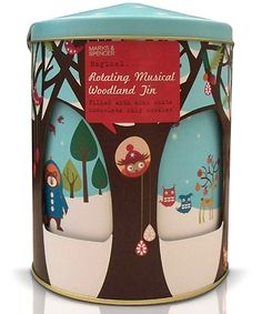 xmas packaging by sandra isaksson for marks & spencer
