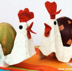 Fun ideas for Easter decorations and souvenirs - Part 2 - Arteblog