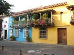 Colonial Cartagena - Colombia