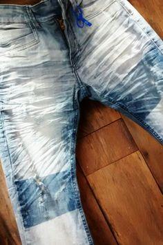 Peça desenvolvida por @canaacustomizacao #universocanaa #jeans #lavanderia…