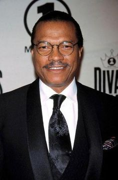 Happy 76th Birthday, Billy Dee Williams... still lookin' good! YGB!