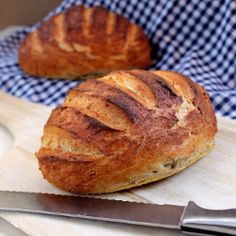 Homemade Rye Bread with a lesson on how to make bakery-style bread at home!