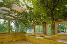 Cabins in the Canopy: 13 Modern Tree Houses by Baumraum