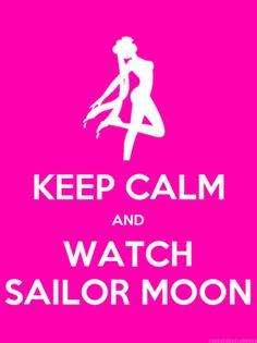 ...watch sailor moon