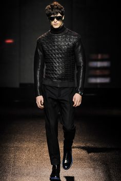 Salvatore Ferragamo Fall/Winter Men's Collection 2013