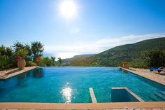 Very impressive villa Hlazeika in Kefalonia