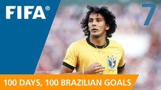 100 Great Brazilian Goals: #7 Eder (Spain 1982)