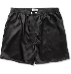 Derek Rose Silk Boxer Shorts | MR PORTER