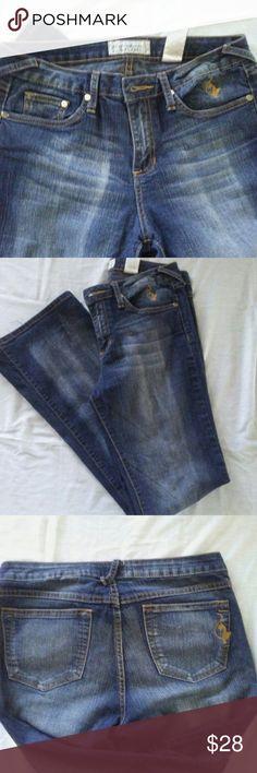 Junior Pants Phat jeans phat silver Jeans Straight Leg