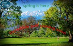 Quail Ridge Golf Course, Baker City, Oregon
