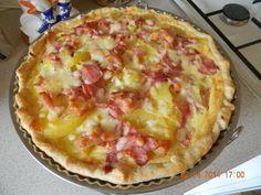 Tarte+aux+pommes+de+terre+&+cancoillotte