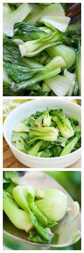 Garlic Bok Choy Recipe on Yummly