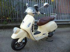 VESPA GTV 250 cc - http://motorcyclesforsalex.com/vespa-gtv-250-cc/
