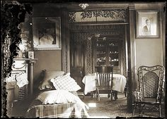 Another interior, no date