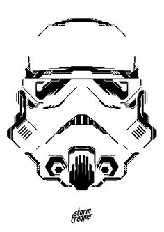 STAR WARS Geometric Art