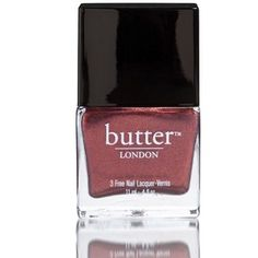 butter LONDON Fall 2012 Nail Lacquer Collection