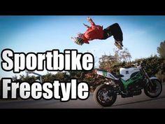 My Sportbike Playground - Motorbike Action