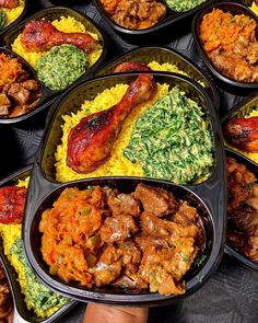 """Tokologo The Catering Bae's Instagram profile post: """"Lunch Served -👨🍳 —————————————————— Let us be your caterer Whatsapp: 072 780 7715 for orders #catering #cateringservice #food…"""" South African Recipes, Ethnic Recipes, Catering Services, Aesthetic Food, Food Cravings, Tandoori Chicken, Bae, Profile, Lunch"""