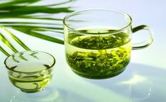 thé vert contre la toux