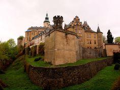 Castle Frydlant Czechia