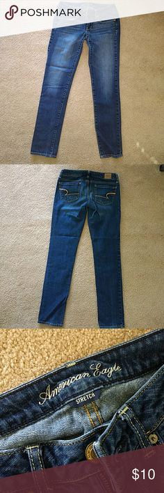 American Eagle Jeans American Eagle stretch skinny jeans American Eagle Outfitters Jeans Skinny